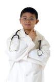 Medico molto giovane Fotografia Stock Libera da Diritti