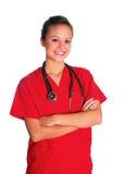 Medico o infermiera Immagini Stock