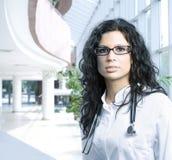 Medico ospedaliero Fotografie Stock Libere da Diritti