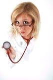 Medico pazzesco Immagine Stock Libera da Diritti