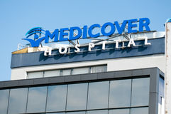 Medicover hospital Royalty Free Stock Image