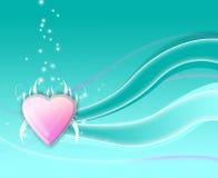 Medida de amor Foto de archivo libre de regalías