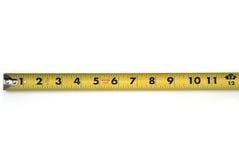 Medida de fita Fotografia de Stock