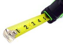 Medida de fita Fotos de Stock