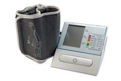 Medida de la presión arterial imagen de archivo