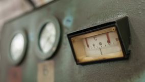 Medida do indicador do sistema para monitorar a circunstância imagem de stock royalty free