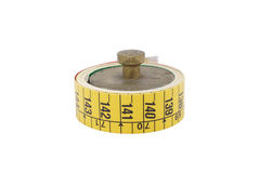 Medida e peso Foto de Stock