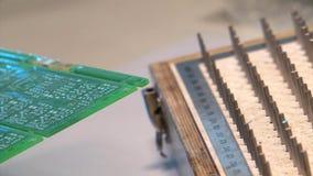 Medida eletrônica da tolerância da placa filme