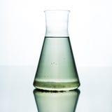 Medida química Imagenes de archivo