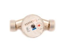 Medidor de água Fotos de Stock