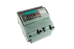 Medidor elétrico. Imagens de Stock