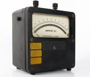 Medidor para ampères Foto de Stock