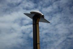 Medidor solar foto de stock royalty free
