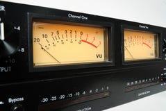 Medidores da compressão Foto de Stock
