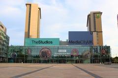 Medien-Stadt BBC Nord stockfoto