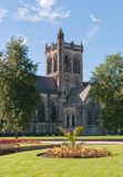 Medieval abbey in Scotland. Paisley Abbey in Scotland. Believed to be where William Wallace (Braveheart) was educated 700 years ago Royalty Free Stock Image