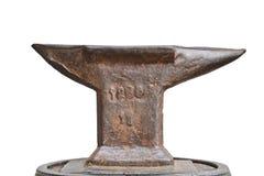 Medieval anvil Royalty Free Stock Photos