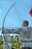 Medieval archer Stock Photos