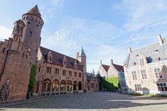 Medieval architecture Stock Images