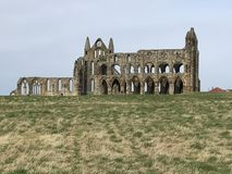 Medieval Architecture, Historic Site, Abbey, Ruins royalty free stock image