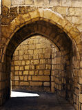 Medieval Archway Royalty Free Stock Photos