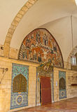 The medieval Armenian Cathedral Stock Image