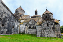 Medieval Armenian Monastery Complex in Haghpat Royalty Free Stock Photography