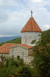 Medieval Armenian monastery Surb Khach in Crimea. Royalty Free Stock Image