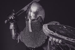 Medieval Armor Royalty Free Stock Image