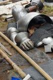 Medieval armor 3 Royalty Free Stock Photos