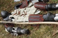 Medieval armor 8 Stock Image