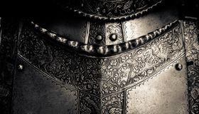 Free Medieval Armor Detail Royalty Free Stock Images - 134470349