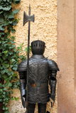Medieval armor Stock Images