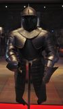 Medieval armor of a warrior Stock Photography