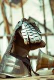 Medieval Armory Stock Photo