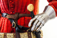 Medieval Armour Detail Stock Images