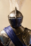 Medieval armour detail Royalty Free Stock Images