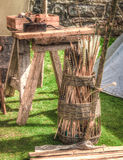 Medieval arrows Stock Photo