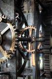 Medieval  astronomical clock Stock Photo