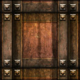 Medieval background. Tile element of medievil wall Stock Photography