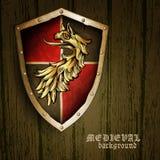 Medieval background Stock Photos