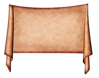Medieval banner Royalty Free Stock Photos