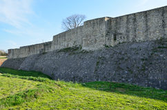 Medieval Belgrade fortress Stock Photography