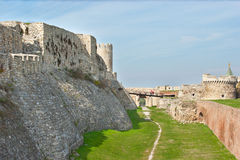 Medieval Belgrade Stock Image