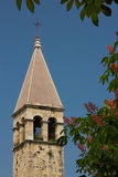 Medieval bell tower. Split. Croatia Royalty Free Stock Images