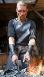 Medieval Blacksmith Stock Images
