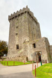 Medieval Blarney Castle in Ireland Stock Image