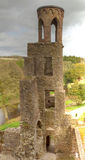 Medieval Blarney tower in Ireland Royalty Free Stock Images