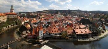 Krumlov, Czech Republic Royalty Free Stock Images