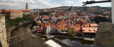 Krumlov, Czech Republic Royalty Free Stock Photo